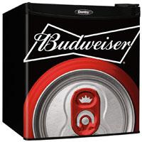 Budweiser Beer Compact Refrigerator