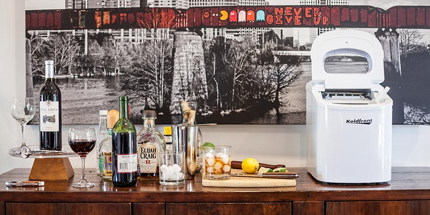 The Best Home Ice Maker