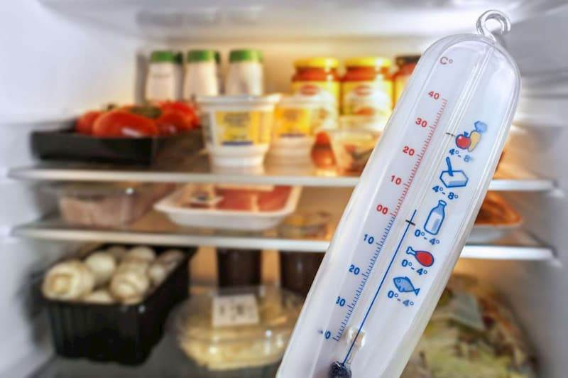 What Temperature Should a Refrigerator Be at
