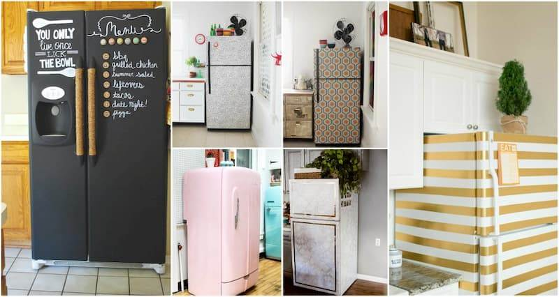 Refrigerator Decoration Ideas